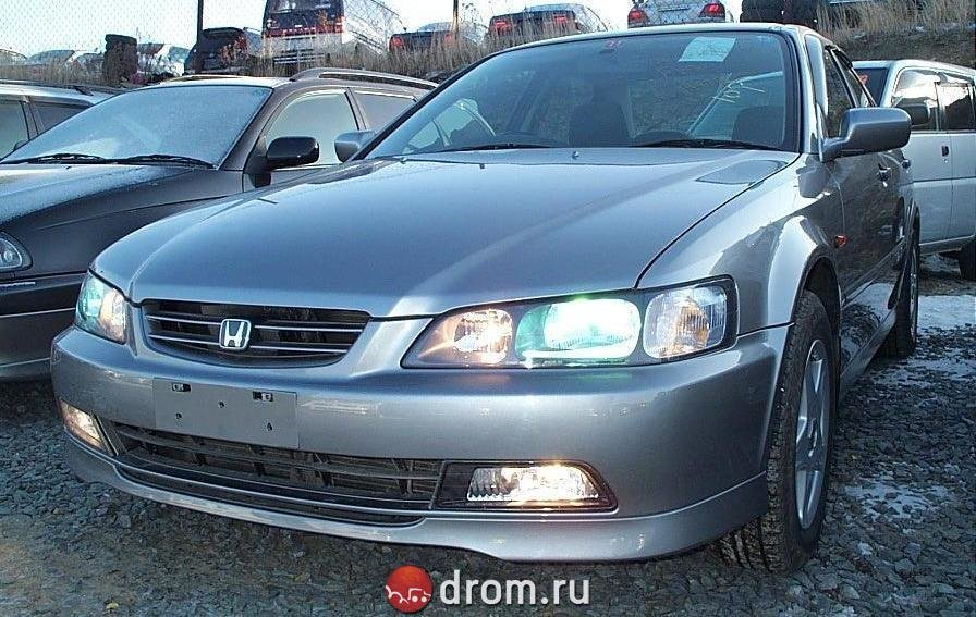Honda Accord , 1997 09 - 2002 09