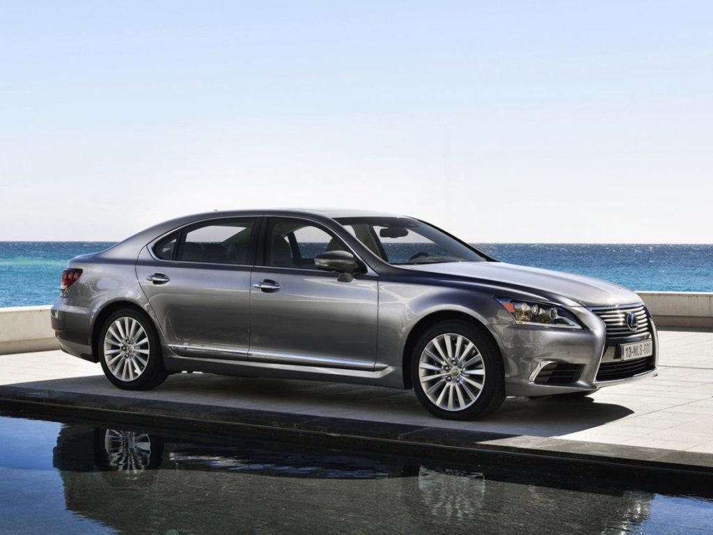 Lexus ES (2016-2017) - фото, цена, характеристики нового ...