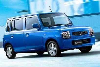 Mazda Spiano 2002, I          , HF (02.2002 - 11.2008) -