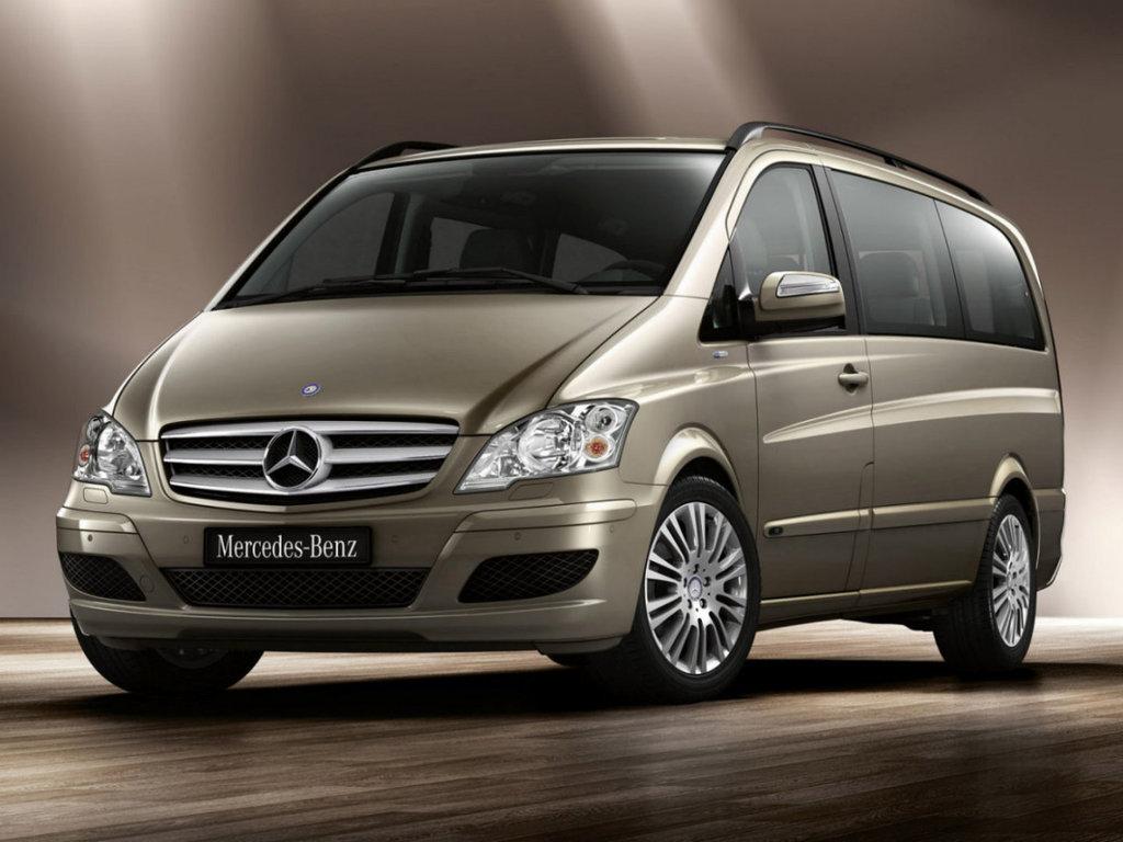 Mercedes benz viano for Mercedes benz of warwick