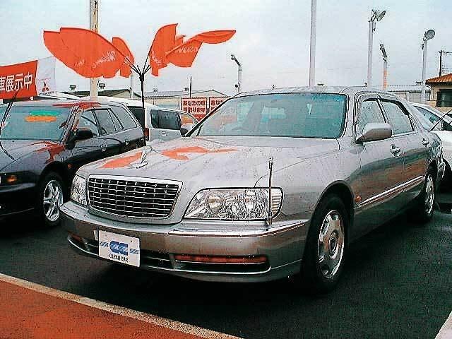 Mitsubishi Proudia 1999, I           (12.1999 - 12.2001) -
