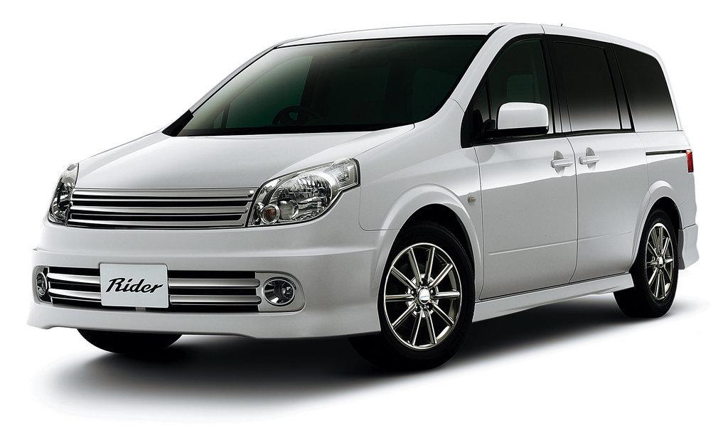 Nissan Lafesta (B30), 2004 12