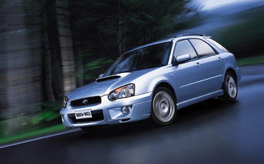 Subaru Impreza Wagon (Субару