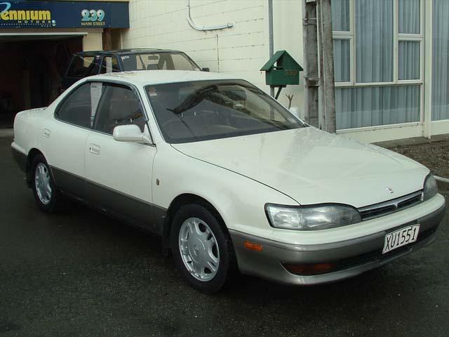 Toyota Camry (V30), 1990 07