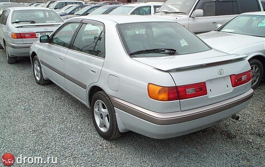 2001 Toyota Corona Premio G 2000 16v Related Infomation