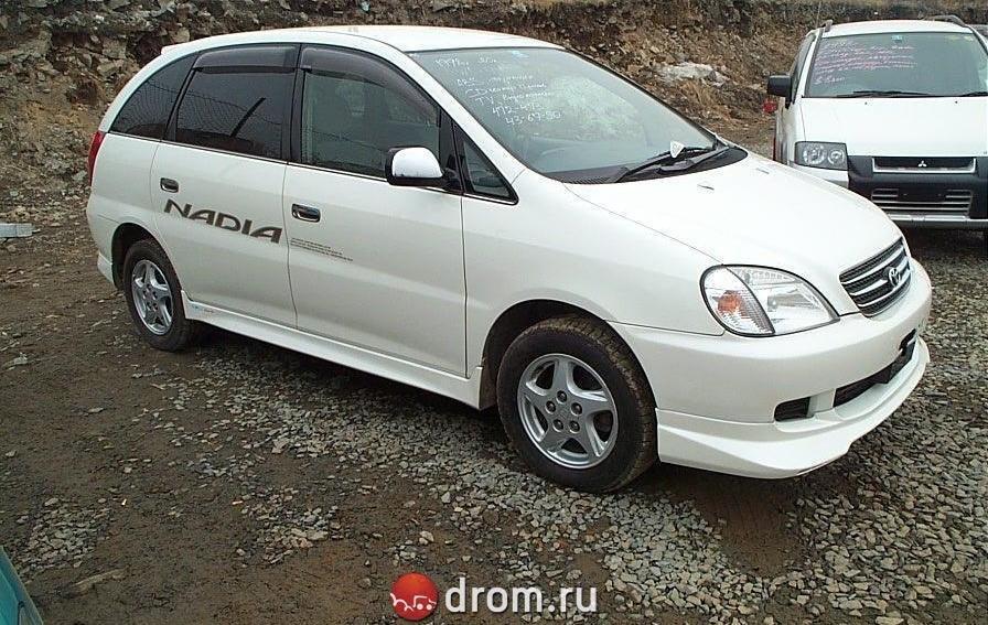 Toyota Nadia (Тойота Надя)