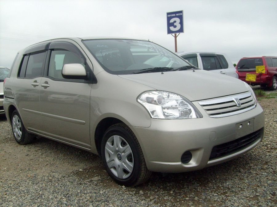 Toyota Raum Cars for Sale
