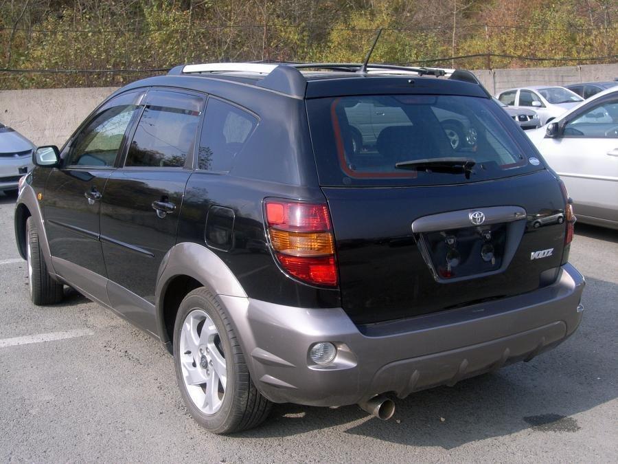 2003 Toyota Voltz