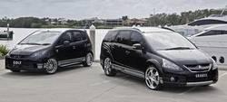 Новость о Mitsubishi Grandis