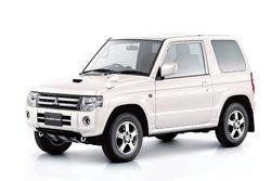 ������� � Mitsubishi Pajero Mini