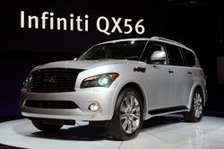 ������� � Infiniti QX56