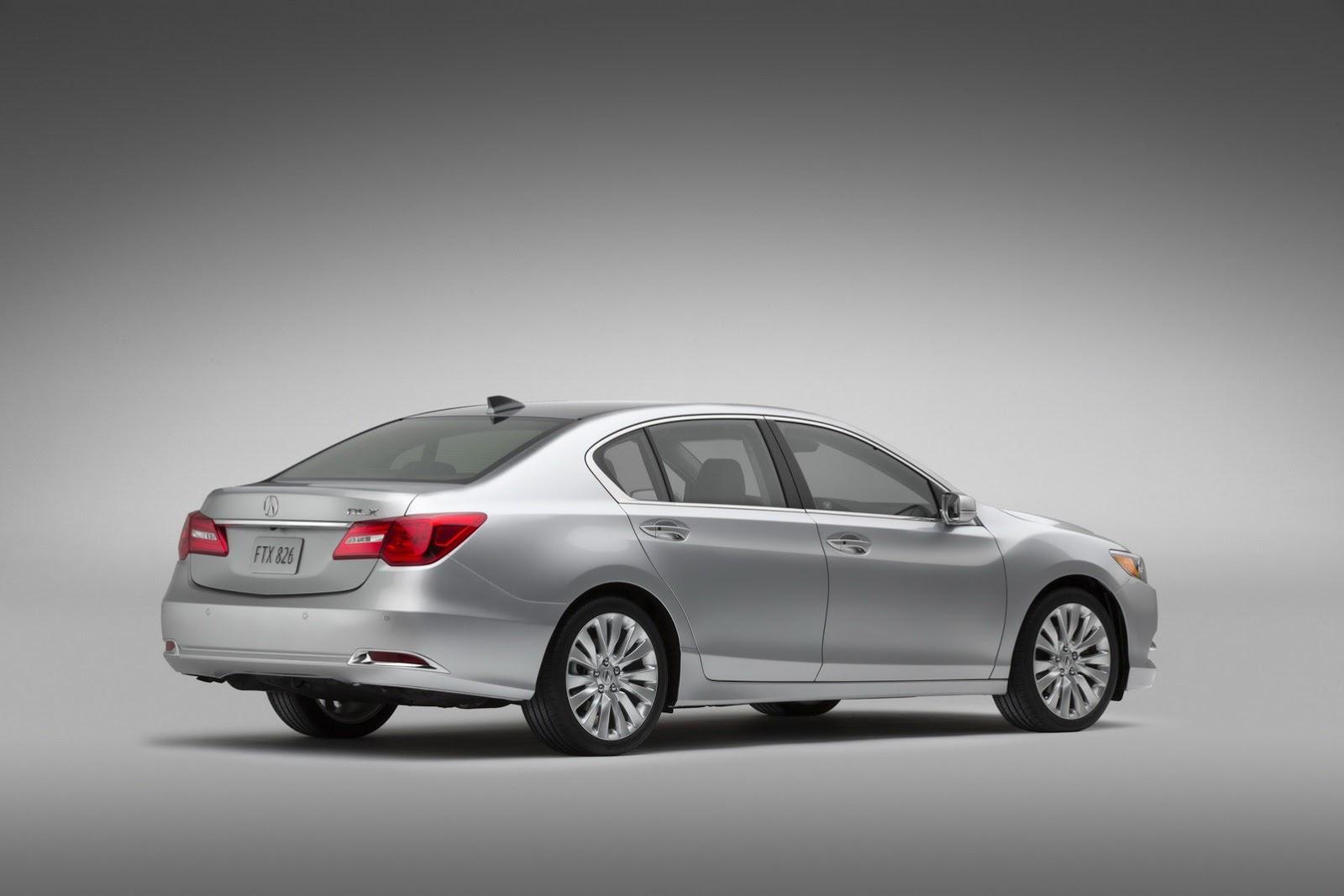 Acura rlx 2012