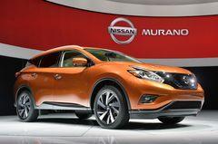 ������� � Nissan Murano