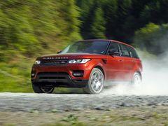 ������� � Land Rover Range Rover Sport