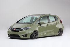 ������� � Honda Fit