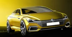������� � Volkswagen Passat CC