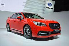 Новость о Subaru Legacy