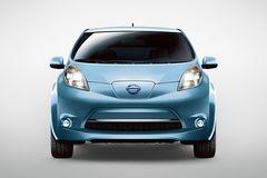� ������� 2010 ���� �� ����� ���� ���� ������� ����� 172 ������ �������������� Nissan Leaf.