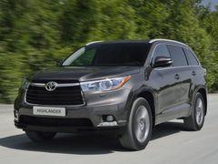 Новость о Toyota Highlander