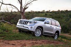 Новость о Toyota Land Cruiser Prado