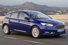 ������� � Ford Focus