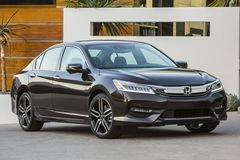 Новость о Honda Accord