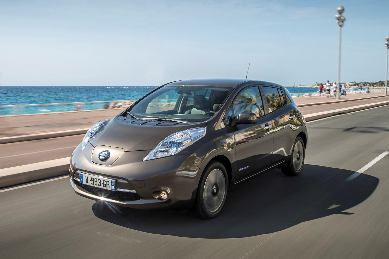 Nissan LEAF — Википедия