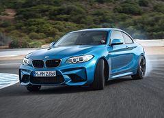 Новость о BMW M2