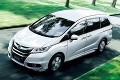 ������� � Honda Odyssey