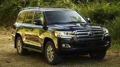 ������� � Toyota Land Cruiser