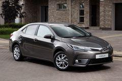 ������� � Toyota Corolla