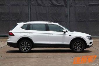 В Китае будут собирать удлиненную версию Volkswagen Tiguan