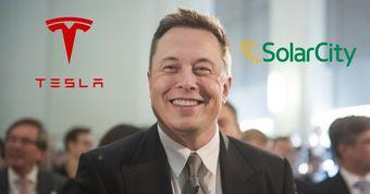 Компания Tesla поглотила производителя солнечных энергосистем SolarCity