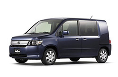 Новость о Honda Mobilio Spike