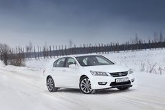 Статья о Honda Accord