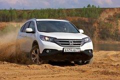 ������ � Honda CR-V