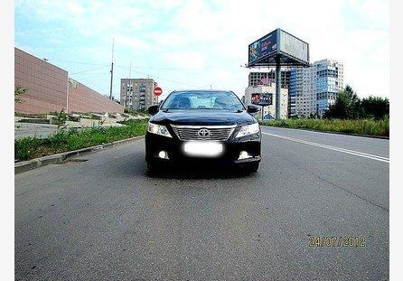 Toyota camry 2012 бензин 2500 куб см отзыв