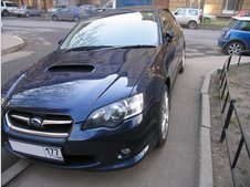 Subaru Legacy B4 2003 ����� ��������� | ���� ����������: 13.09.2007