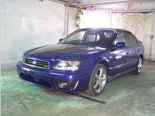 Subaru Legacy B4 2002 ����� ��������� | ���� ����������: 13.11.2007
