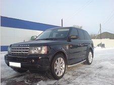 Land Rover Range Rover Sport 2008 ����� ��������� | ���� ����������: 02.12.2008