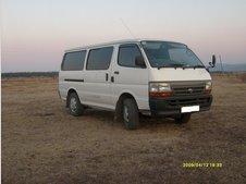 Toyota Hiace 2002 ����� ��������� | ���� ����������: 22.01.2010