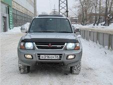Mitsubishi Pajero 2000 ����� ��������� | ���� ����������: 04.03.2010