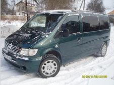 Mercedes-Benz Vito 2001 ����� ��������� | ���� ����������: 07.01.2011