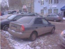 Hyundai Accent 2003 ����� ��������� | ���� ����������: 22.12.2011
