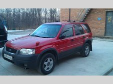 Ford Escape 2002 ����� ��������� | ���� ����������: 15.06.2012