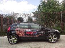 Renault Sandero  ����� ��������� | ���� ����������: 12.07.2012