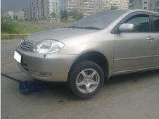 Toyota Corolla 2003 ����� ��������� | ���� ����������: 15.07.2012