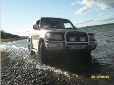 Mitsubishi Pajero 1994 ����� ��������� | ���� ����������: 04.08.2012