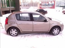 Renault Sandero 2011 ����� ��������� | ���� ����������: 07.09.2012