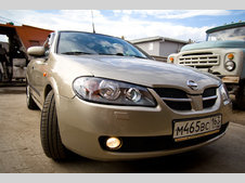 Nissan Almera 2004 ����� ��������� | ���� ����������: 11.09.2012